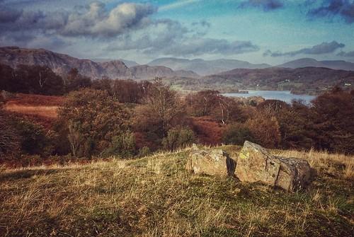 autumn landscape lakedistrict lakeland coniston thelakedistrict iphone5s davidsnowdonphotography djs2015