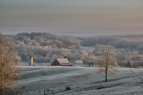 Frosty Hillside | by Vincent1825