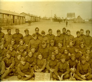 502nd Engineers at Le Mans France 1919 3 of 6