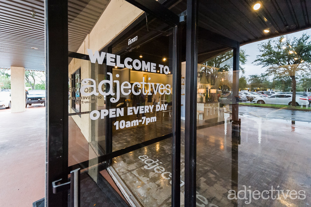 Welcome to Adjectives - Central Florida's destination for creation!