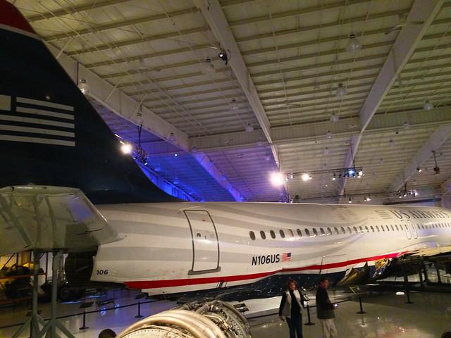 US Airways –  Airbus A320-214 N106US @ Charlotte