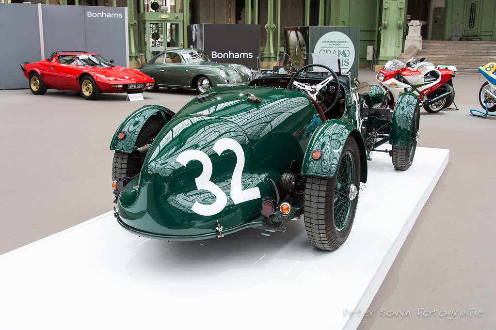 Aston Martin Ulster Sport 2 Seater 1935 Chassis N A5 53 Flickr
