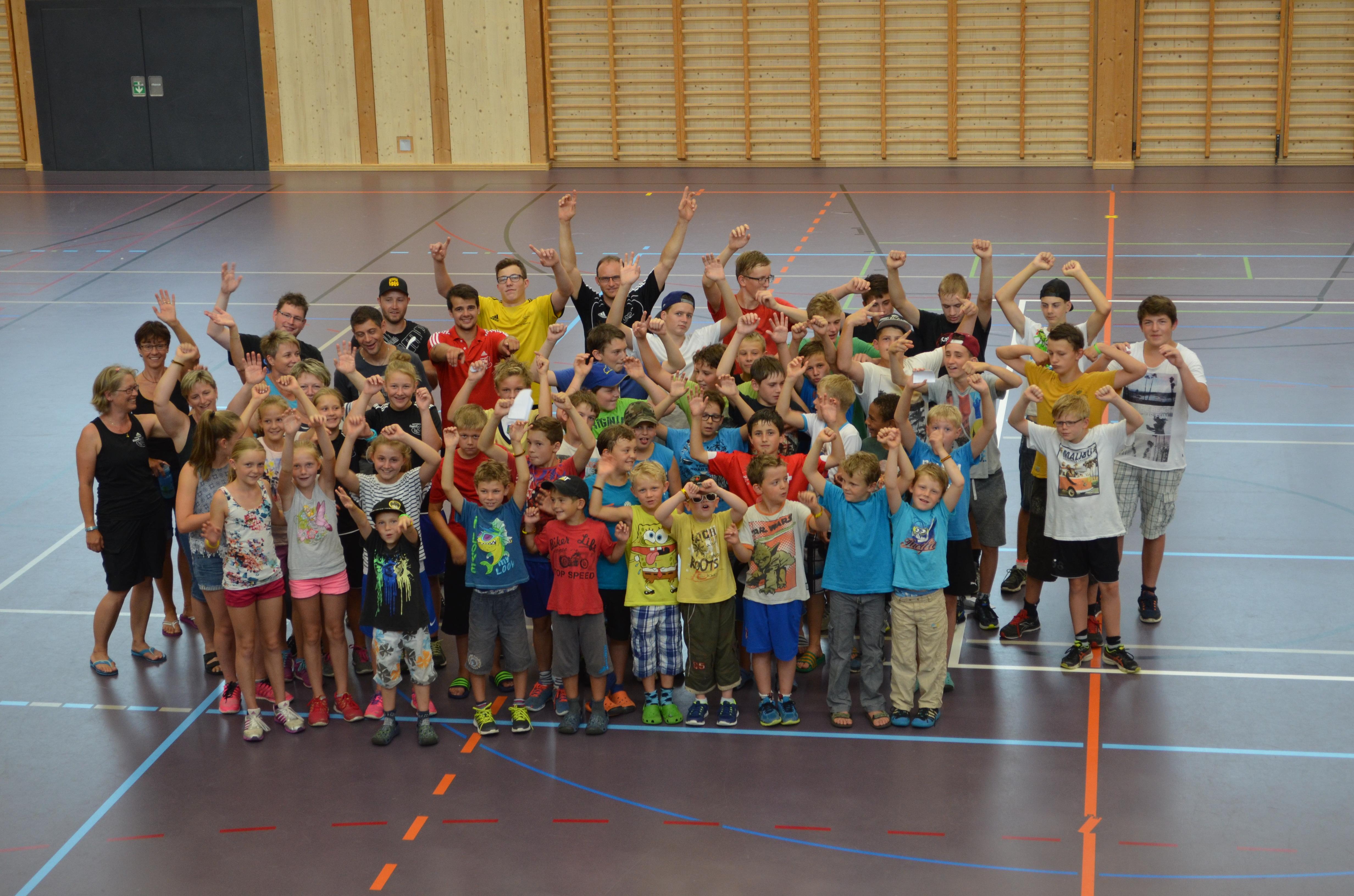 Junioren E-U16 - Trainingslager 2015/16