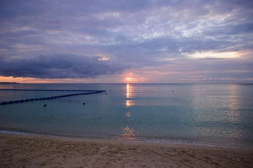 sunset nature japan nikon df cosina okinawa carlzeiss zf2 distagon252zf distagont225