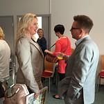 Thu, 10/09/2015 - 09:29 - Menestys, luovuus, työnilo, työn tehokkuus ja tiimityön voima olivat avainsanoja aamukahvitilaisuudessa torstaina 10.9.2015 Treenixin tiloissa. Tilaisuudessa puheenvuorot olivat Johanna Väyrysellä (Wirma Lappeenranta Oy), Esa Kalliolla (Lähitapiola Kaakkois-Suomi), Kati Räisäsellä (CDM Oy), Mari Ravattisella (Treenix Oy) ja Jami Holtarilla (Etelä-Karjalan Yrittäjät ry). Kiitokset kaikille osallistumisesta ja energisestä tilaisuudesta.