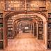 Magic library - Oberlausitzische Bibliothek der Wissenschaften (Explored) by PH∅T∅Matrix