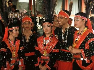 Murut Traditional Costume