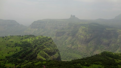 trek fort maharashtra ghangad
