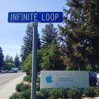 1 Infinite Loop | by Lady Madonna