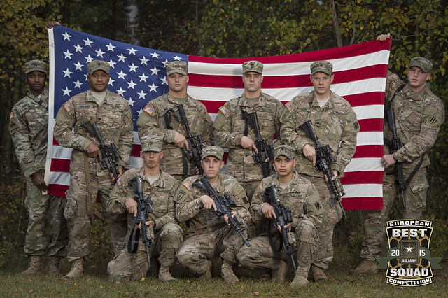 2-7 Infantry Battalion, 1st Armored Brigade Combat Team, 3rd Infantry Division