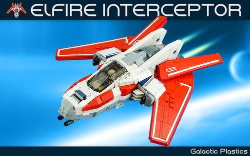 Elfire Interceptor | by tardisblue