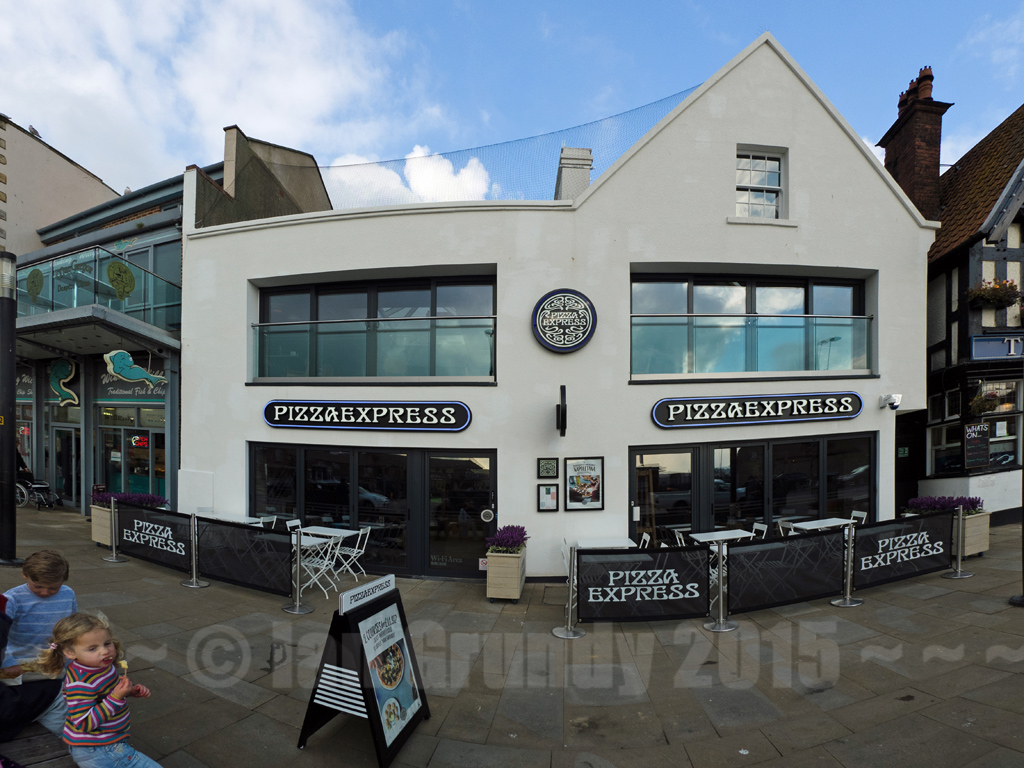 Express 6626 Pizza Express Scarborough New Lens Try Out