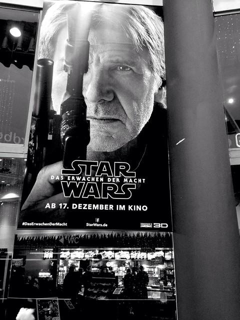 Möge die Macht.... @ CineStar