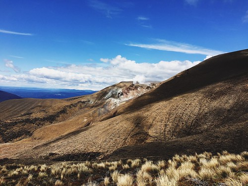 Te Maari Craters - Tongariro Alpine Crossing | by lady3jenn