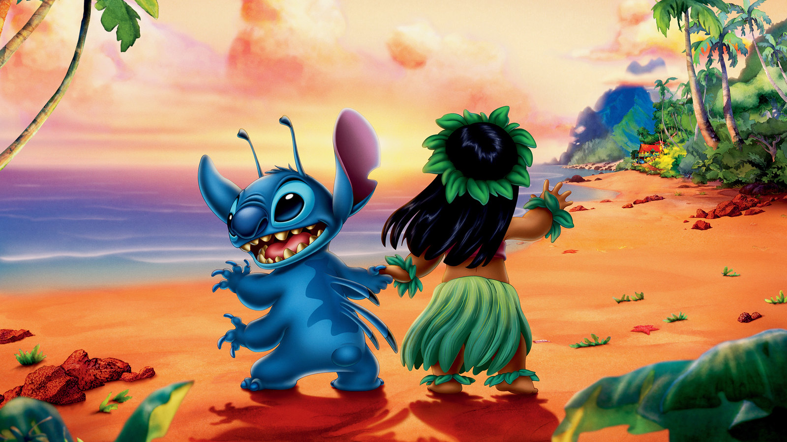 Lilo And Stitch Cartoon HD Wallpapers