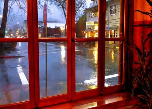 calistoga california us stevenpmoreno napacounty winecountry stevenmorenospix2017 streetview diningout samsungsgh1337 mexicanfood rain
