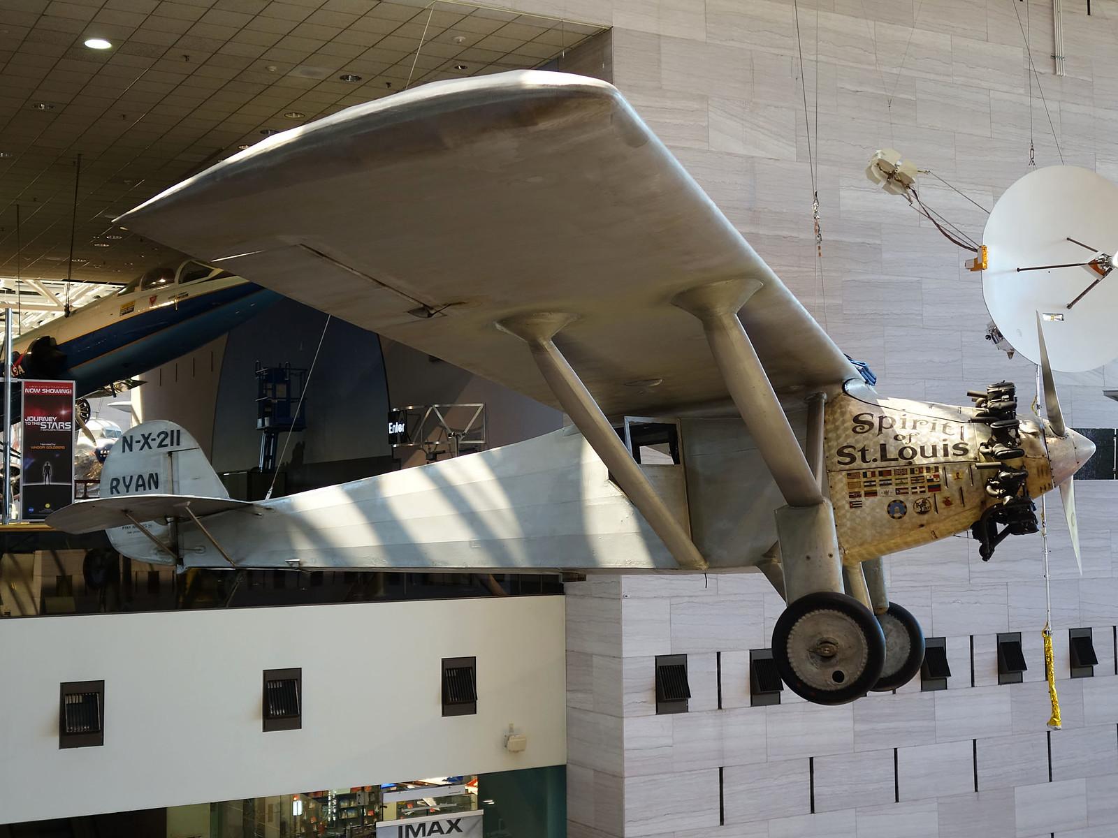 Spirit of Saint Louis - Charles Lindbergh