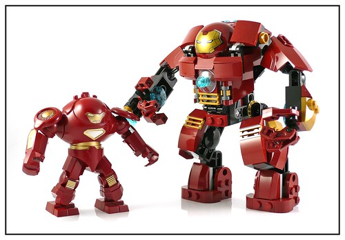 LEGO 76031 The Hulk Buster Smash 20 | by noriart