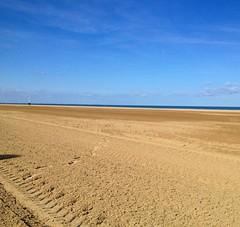 Zen #deauville #deauville2015 #plage #beach #sky #bleu #blue #ciel