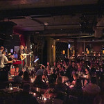 Fri, 04/09/2015 - 7:46pm - James Maddock with an audience of WFUV Members at City Winery in New York City, 9/2/15. Hosted by Carmel Holt. Photo by Gus Philippas