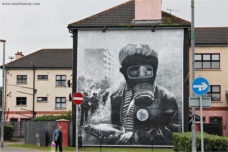 Derry/Londonderry, Film ambientati in Irlanda