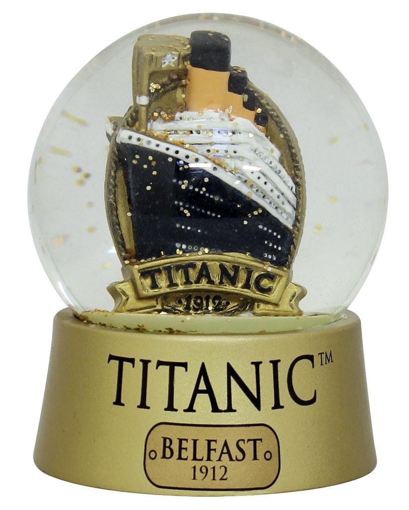 Titanic Waterball 1