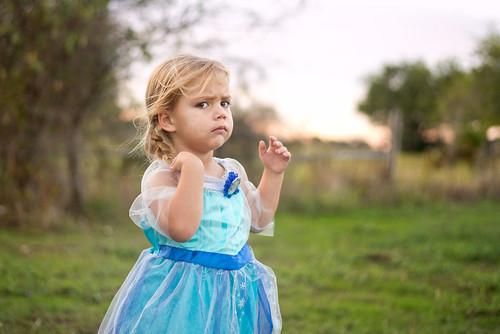 Elsa's Getting Mad | by donnierayjones