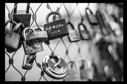 LoveLocked | by Yayin Photography