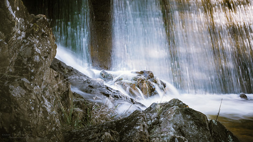 water creek river flow waterfall rocks dam maryland splash waterscape