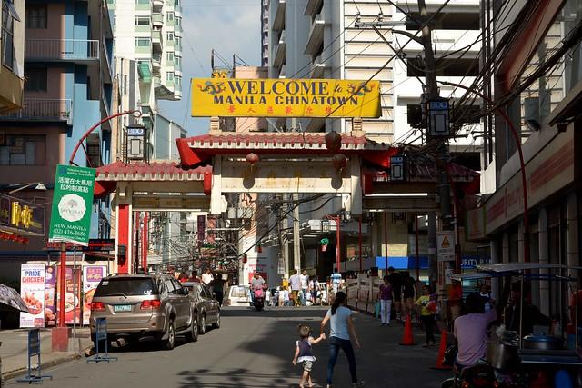 Ongpin Street, Binondo, Manila's Chinatown