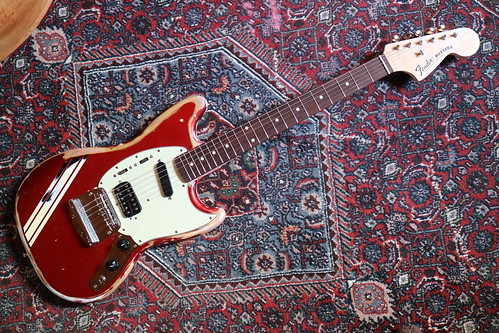 Fender Mustang | by shortscale