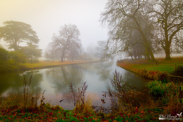 Langley Park Lake
