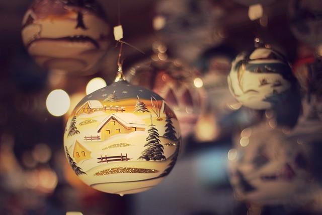 Christmas Spirit in Strasbourg, France