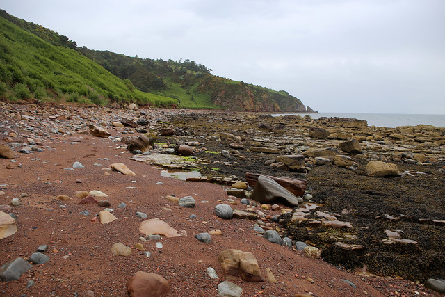Beach south of Cromarty