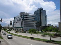 Hospital Punta Pacífica y Torre de las Amèricas