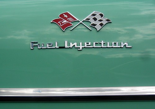 Fuel Injection   by Paul L Dineen