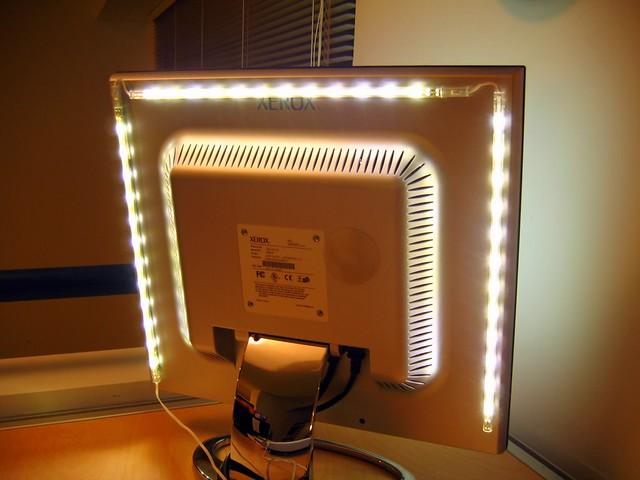 lcd monitor backlight