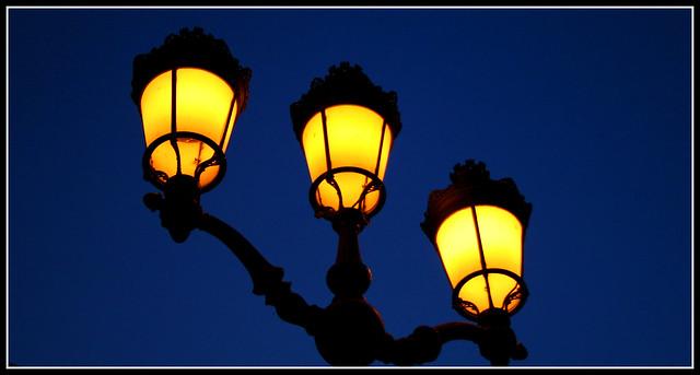 Lampione.