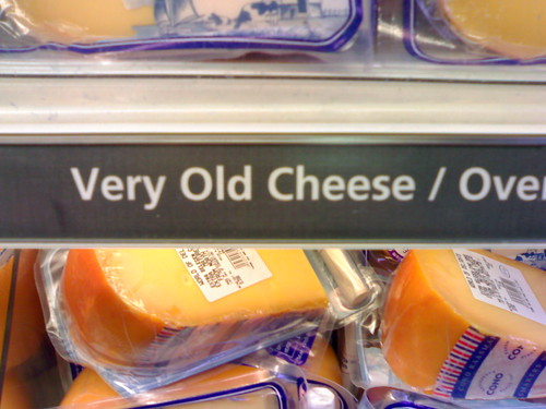 Very old cheese | by Glyn Britton
