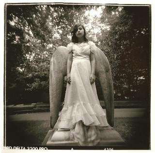 maddie angel holga | by Laura Burlton - www.lauraburlton.com