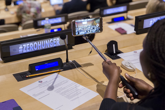 "High-Level Event ""Pathways to Zero Hunger"""