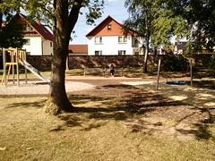 Friedenspark, Breitungen, June 2015