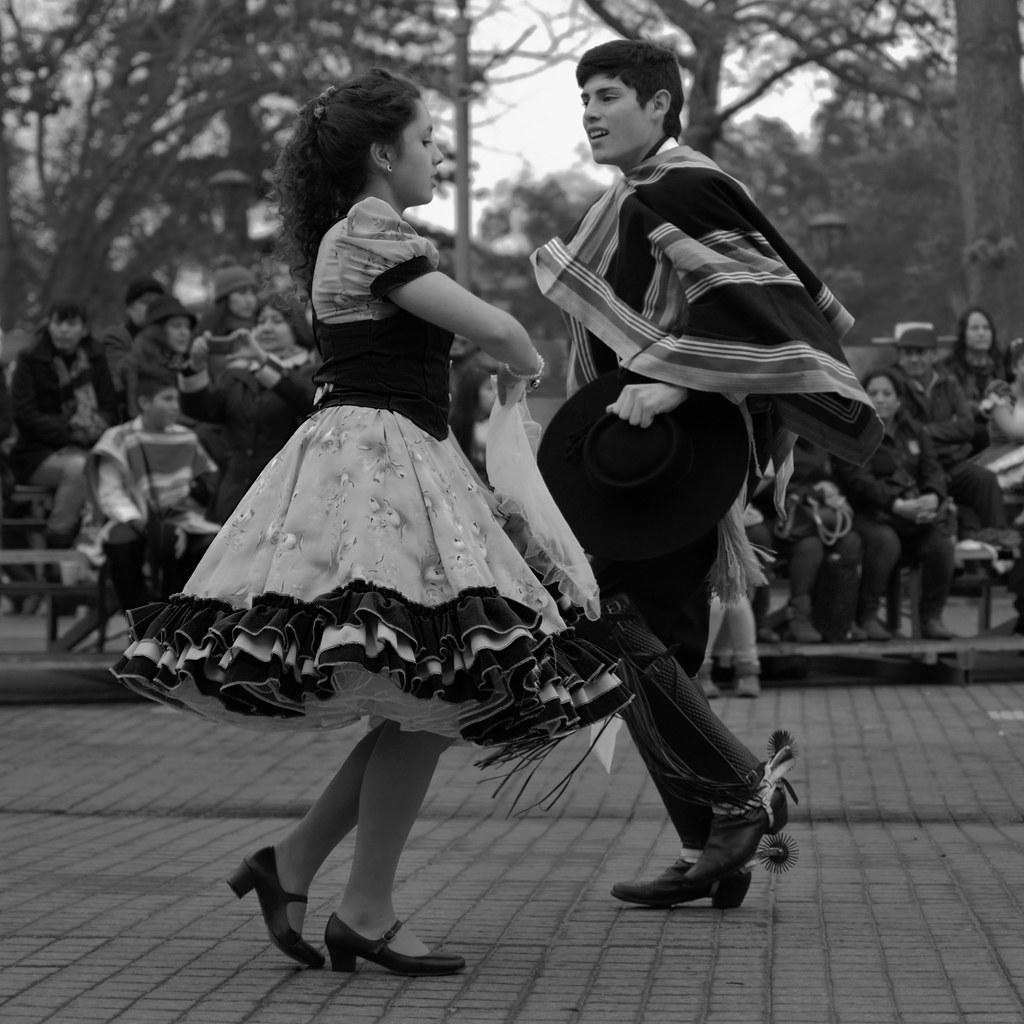 Dance dance and dance