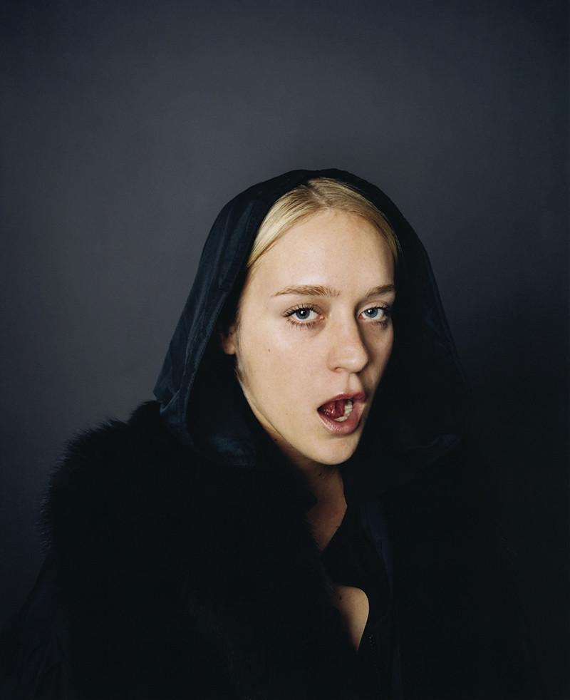 Chloe Sevigny by Chris Buck