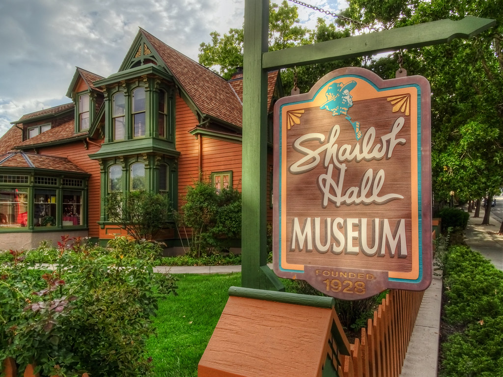 Sharlot.Hall | Sharlot Hall Museum in Prescott, Arizona | Michael ...