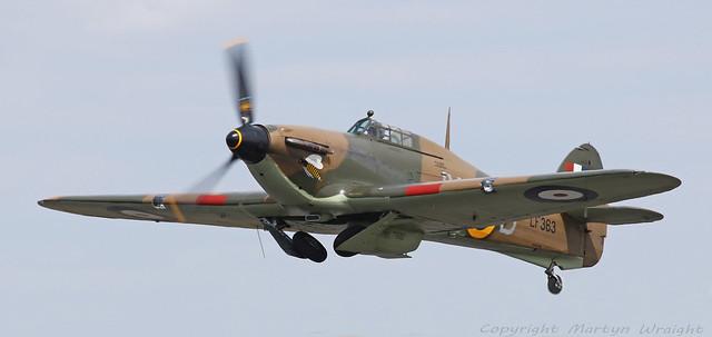 Hawker Hurricane MK11c