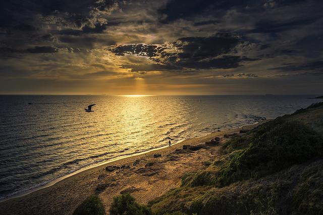 coastline - Hampton beach