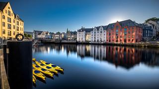 Alesund, Norway - Travel photography | by Giuseppe Milo (www.pixael.com)
