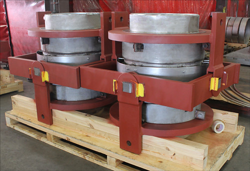 Gimbal Expansion Joints Designed for a Flare Gas and Steam Application in a Methanol Plant