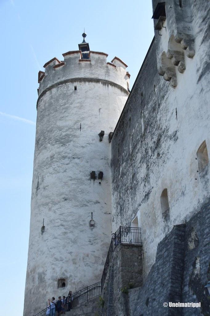 Hohensalzburgin linnoituksen torni